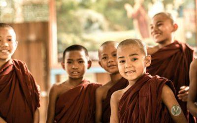 Sobre o Budismo … por Mafalda Ribeiro